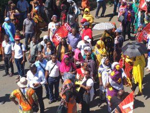 Grève des agents de la CSSM