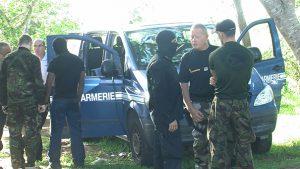 Très grosse opération de gendarmerie à Chirongui