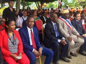 Voeux 2017 du maire de Mamoudzou