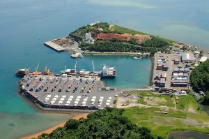 Port de Longoni