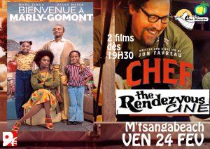 «Bienvenue à Marly-Gaumont» à Mtsangabeach