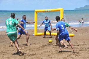16 ème édition du Beach-Foot Entreprises: les inscriptions bientôt ouvertes