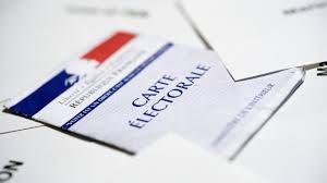 Mise à disposition des cartes électorales de Mamoudzou