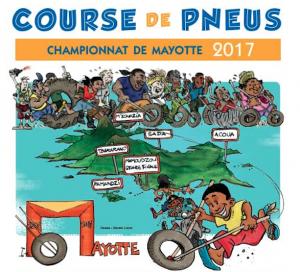 La Course de pneus 2017 annonce le début de ses courses communales