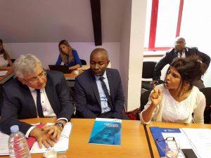 Issa Abdou Issa au secours des urgentistes