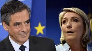 Résultat départemental : Fillon et Le Pen devant