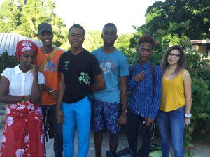UNSS: L'équipe d'athlétisme du lycée de Petite Terre en route pour le championnat UNSS 2017