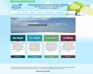 Hawa, l'agence de l'air, lance son site internet