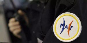 Un adjoint de sécurité de PAF en garde à vue pour avoir porté une arme hors de son service