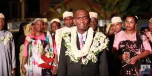 Campagnes législatives: Ibrahim Aboubacar veut «un port d'état» à Longoni