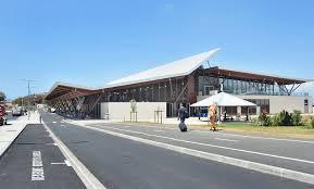 Du changement à l'aéroport du département