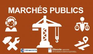 Atelier d'échanges : Les dernières actualités sur les marchés publics