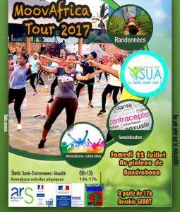 MoovAfrica Tour à Bandraboua le 22 juillet