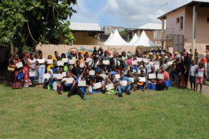 Bandraboua : l'association WADZADE WA MAHORAIS récompense ses diplômés
