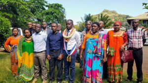 Madi Ousseni Mohamadi élu maire de Chiconi