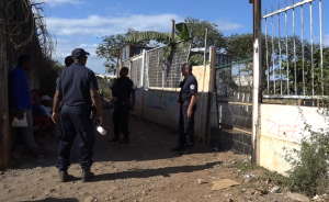 Grosse opération de Police actuellement à Kaweni
