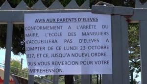 Les écoles du chef-lieu vont rouvrir leurs portes
