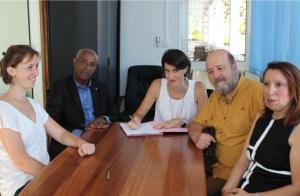 La CSSM et l'ARS OI signent un nouveau contrat d'aide d'installation des médecins à Mayotte