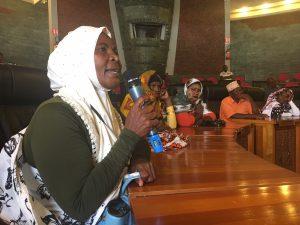 Le collectif de Mayotte en route vers Mramadoudou