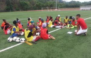 Foot : préparation de la sélection féminine U15 pour les inter-ligues