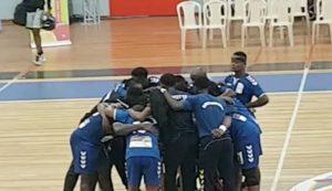 Handball : l'équipe de Mayotte bat les Seychelles