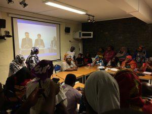 Échec des négociations à l'ARS lors d'une réunion qui se termine dans les cris (photos)