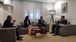 La coopération régionale avec Madagascar se précise