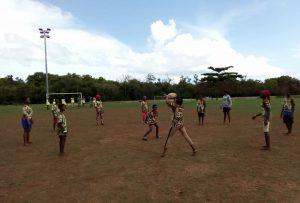 Rugby : rassemblement des écoles de rugby, des moins de 15 ans filles et des moins de 14 ans