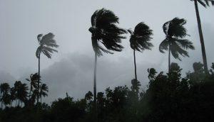 Vigilance orage à compter de ce mardi 18 décembre à 6H
