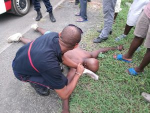 Plusieurs blessés après des affrontements à Mayco (Photos)