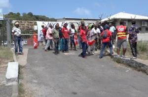 Deux salariés grévistes Mayco interpellés par la gendarmerie