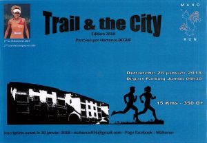 Trail and the city