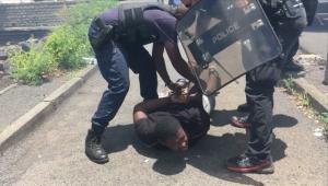 SGP Police réagit après la bagarre survenue hier (vidéo)
