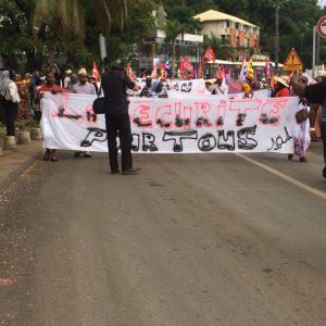 Grève générale sécurité