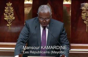 Mansour Kamardine dénonce l'indifférence et l'inaction du gouvernement face aux violences en milieu scolaire à Mayotte