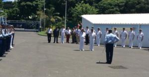 Hommage solennel aux militaires de la gendarmerie victimes du devoir en 2017