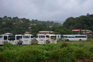 Les transporteurs exercent à nouveau leur droit de retrait