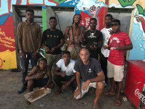 Journée contre les addictions à Kaweni