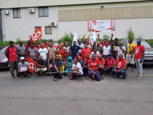 Le SNUipp-FSU Mayotte au chevet des grévistes de Mayco