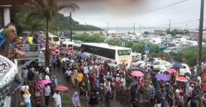 Les entreprises de Mayotte appellent à la venue urgente du Premier Ministre ou du Chef de l'État à Mayotte