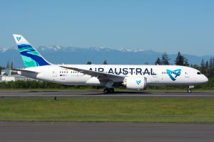 Un nouveau champagne de prestige pour les passagers Confort et Club Austral d'Air Austral