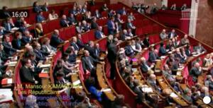 Question de Mansour Kamardine à l'Assemblée Nationale sur la diplomatie française vis à vis des Comores
