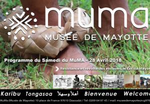 Un samedi du Muma consacré à l'abolition de l'esclavage