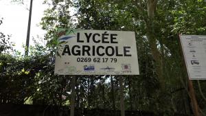 Accord trouvé au lycée agricole de Coconi