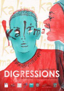 Le festival «Digressions» se tiendra du 14 au 21 avril 2018 à Dzoumogné