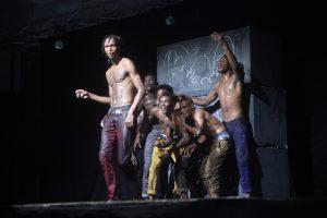 Le spectacle Mon Mur en représentation ce soir à Kahani