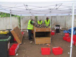 Lancement de la seconde phase de la campagne de caractérisation des ordures ménagères