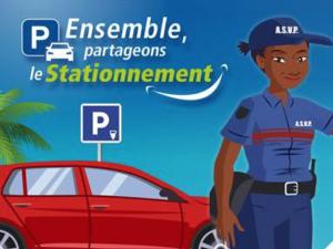 ENSEMBLE, PARTAGEONS LE STATIONNEMENT