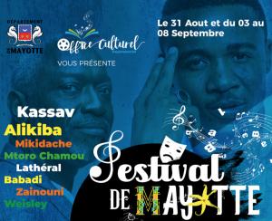 Kassav et Alikiba ne participeront au festival de Mayotte