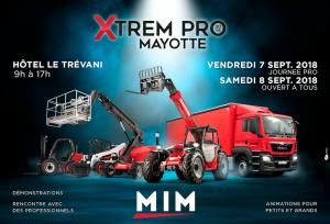 1ère édition du Salon Xtrem Pro by MIM